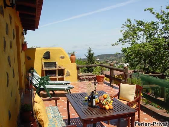 Gran Canaria Ferienhaus auf einer Finca mit Pool