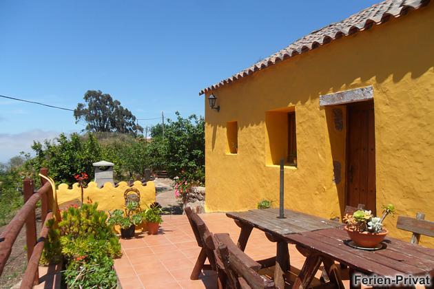 Ferienwohnung Gran Canaria mit Terrasse