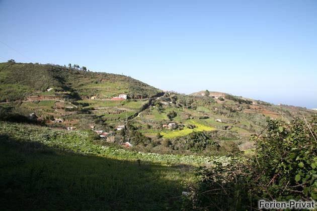 Ausblick von der Finca