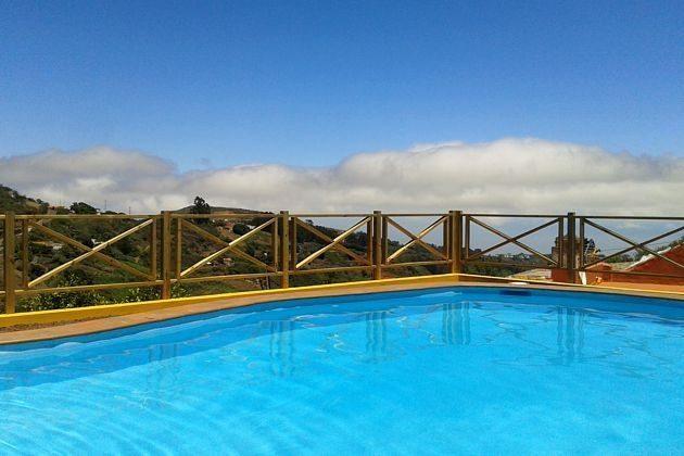 Ferienwohnung Kanaren Gran Canaria auf einer Finca mit Pool