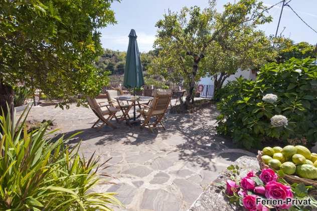 Finca mit Garten, Terrasse und Pool