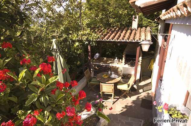 Gran Canaria Ferienhaus mit Terrasse und Whirlpool