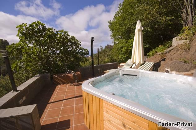 Ferienhaus Gran Canaria mit Terrasse und Whirlpool