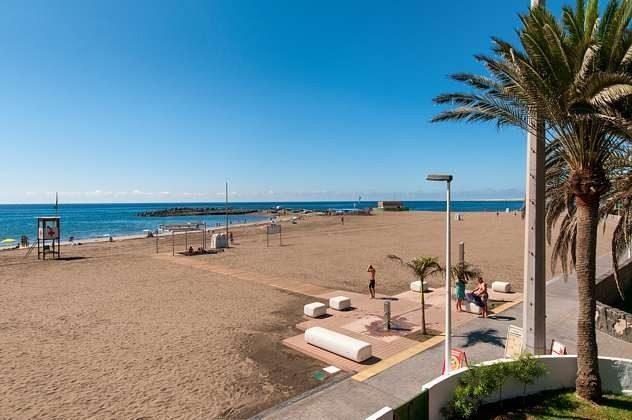 Spanien Kanaren Gran Canaria Ferienwohnung im Süden am Strand