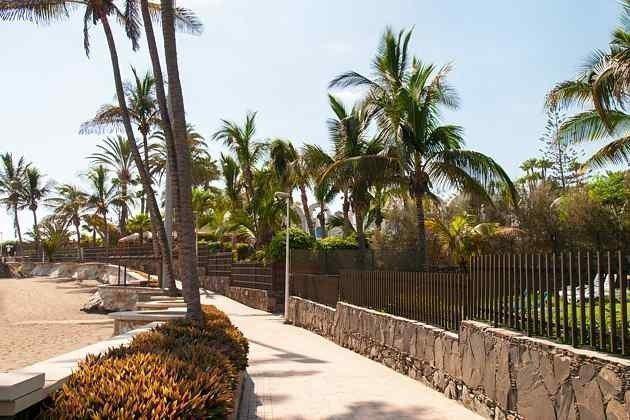 Strandpromenade von San Agustin