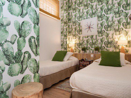 GC 164835-23 Schlafzimmer mit zwei Einzelbetten