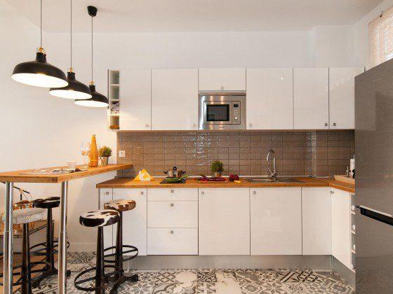 GC 164835-23 gut ausgestattete Küchenzeile