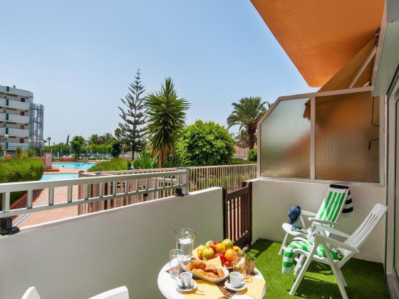GC 164835-23 Ferienwohnung mit Balkon/Terrasse