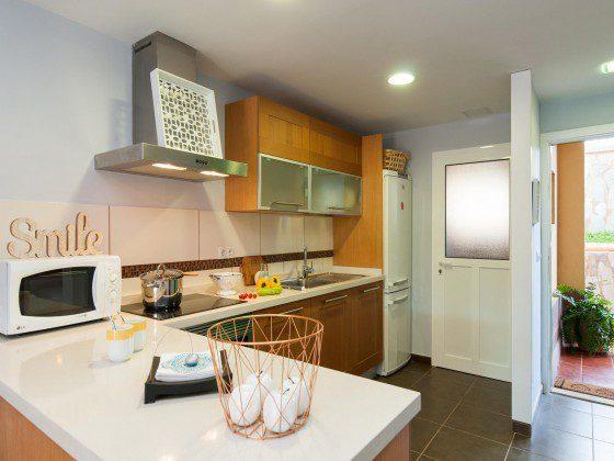 GC 164835-24 gut ausgestattete Küchenzeile