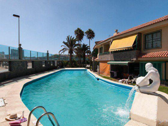 Spanien Kanaren Apartment am Strand von Gran Canaria
