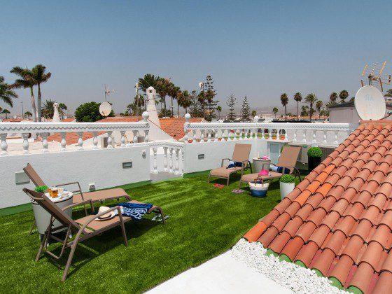 GC 164835-27 Dachterrasse zum Sonnen