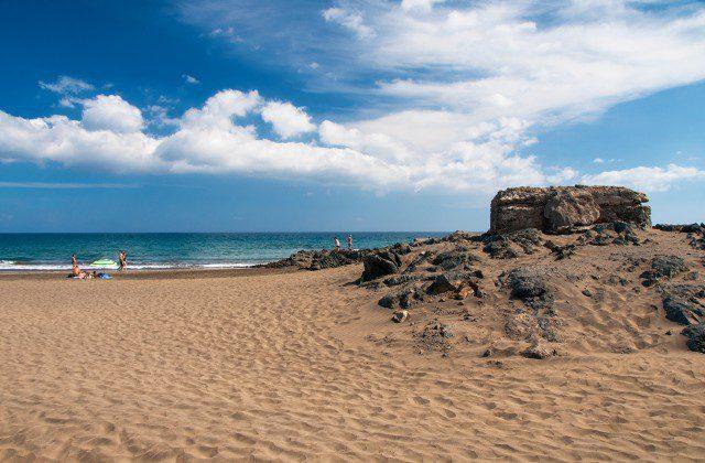 GC 164835-30 im Süden der Insel Gran Canaria
