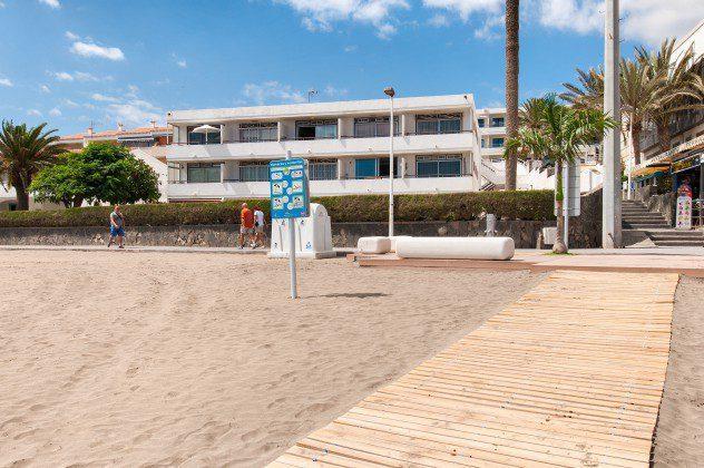 GC 164835-30 Apartmenthaus in vorderster Reihe zum Strand