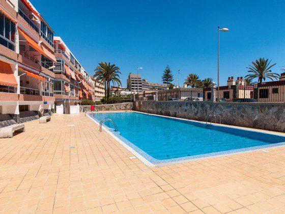 Spanien Kanaren Ferienwohnung am Strand von Gran Canaria
