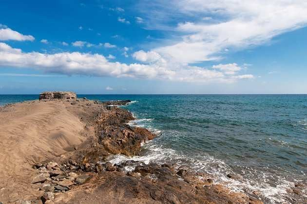 Küste im Süden