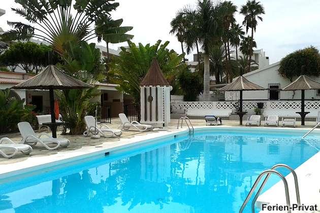 Gran Canaria Süd Ferienwohnung mit Pool