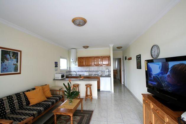 Wohnbeispiel Wohn-/Esszimmer mit Küchenzeile