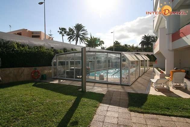 Spanien Kanaren Gran Canaria Ferienwohnungen mit beheiztem Pool im Süden