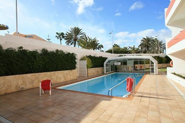 Ferienwohnung Gran Canaria mit beheiztem Pool