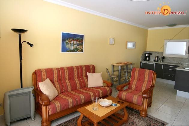 Wohnbeispiel Wohnraum Suite