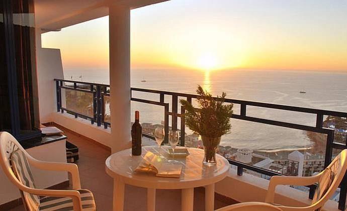Gran Canaria Apartment mit Balkon und Meerblick