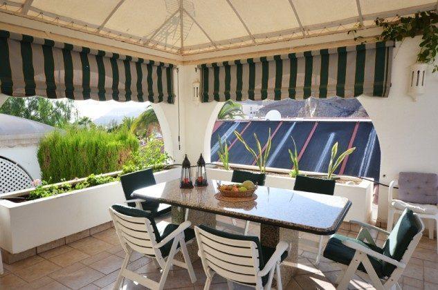 GC 172758-7 Gran Canaria Ferienwohnung Chalet mit Pool in Tauro