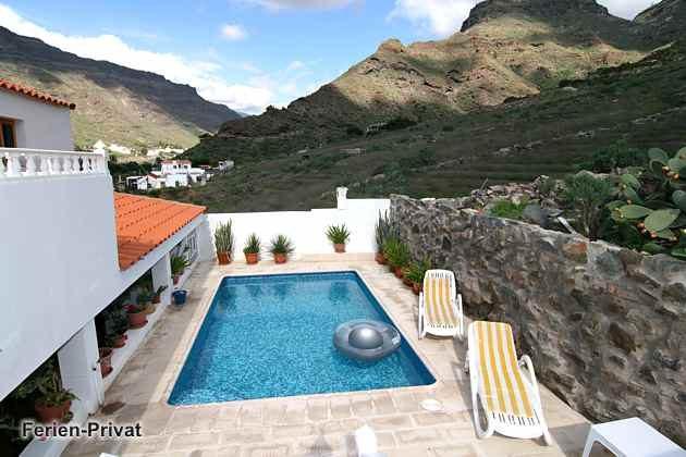 GC 44520-1 privater Pool und Aussicht auf die Berge