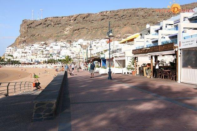 Strandpromenade Puerto de Mogan