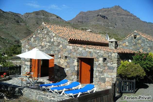 Ferienhaus Gran Canaria auf einer Finca in Mogan