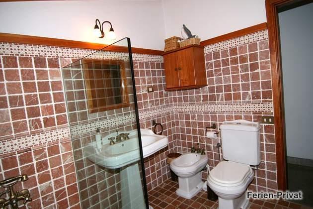 Badezimmer im Haus