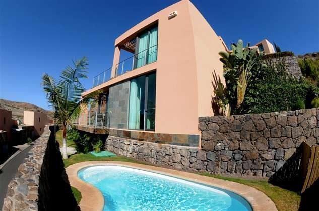 Gran Canaria Kanarische Inseln Villa im Süden mit Pool