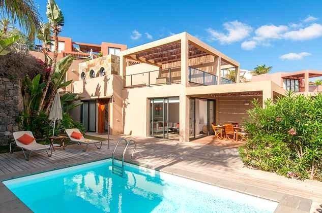 Gran Canaria Kanaren Villa im Süden mit privatem Pool
