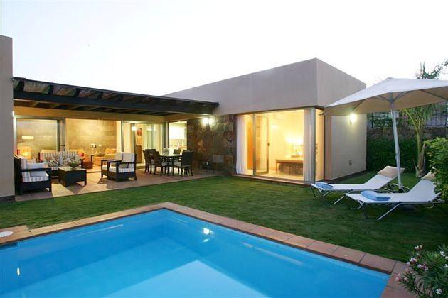Spanien Kanaren Villa mit privatem Pool auf Gran Canaria