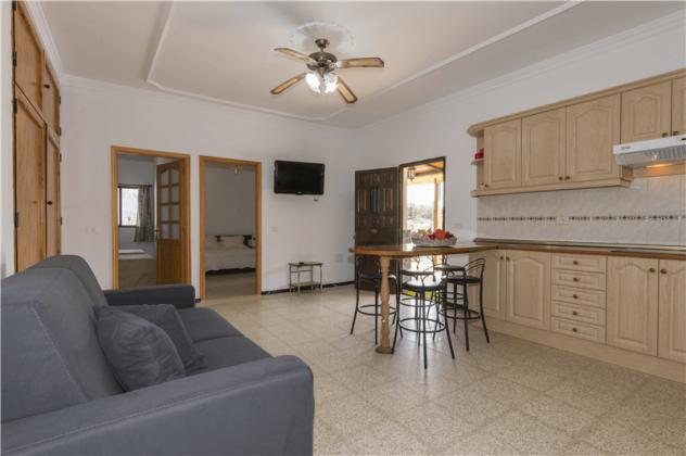 GC 2584-94 Wohnbeispiel Gran Canaria Ferienhaus mit Gemeinschaftspool