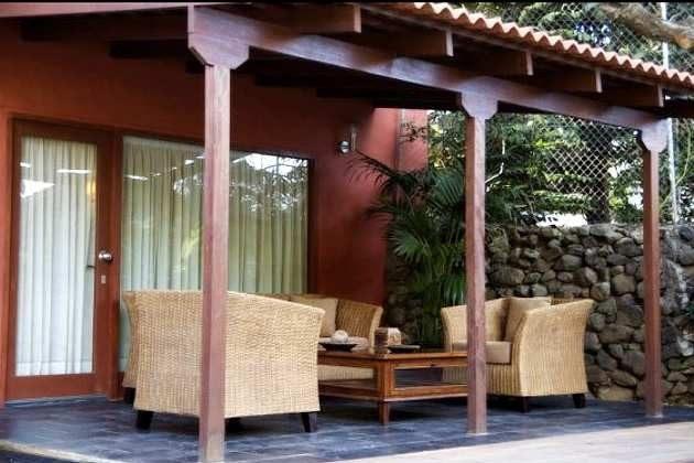 Kanaren Insel Gran Canaria Ferienhaus mit Terrasse