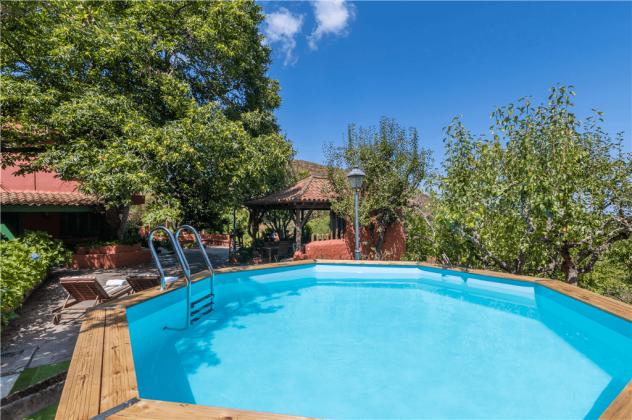 Kanarische Inseln Finca Gran Canaria mit Swimmingpool
