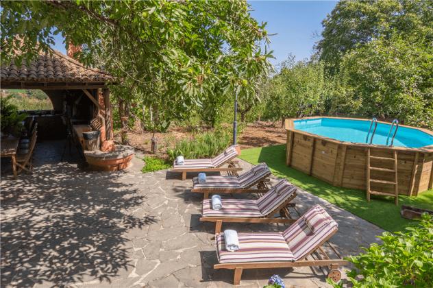 FInca San Mateo mit Terrasse, Garten und Pool
