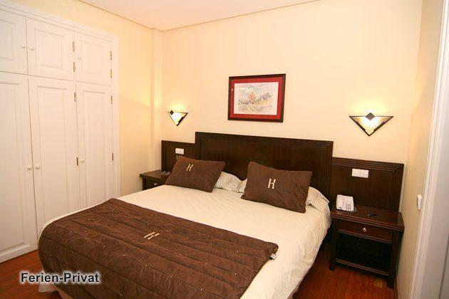 Wohnbeispiel Schlafzimmer Junior Suite