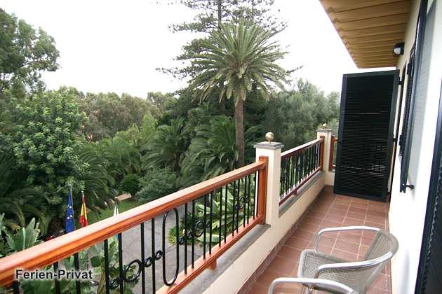 Wohnbeispiel Balkon/Terrasse Junior Suite