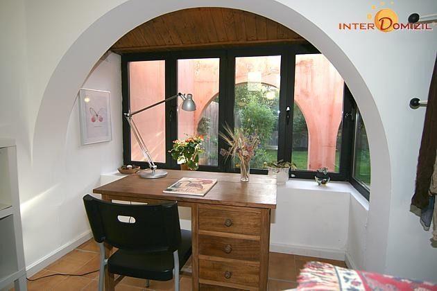 Schreibplatz im Wohnbereich Haus B
