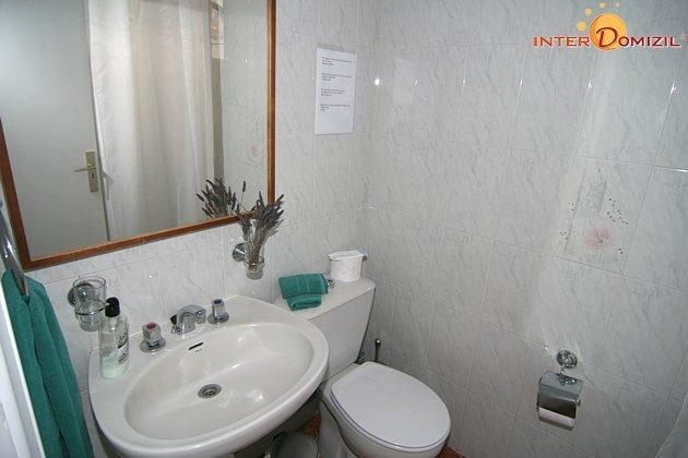 Badezimmer Haus B