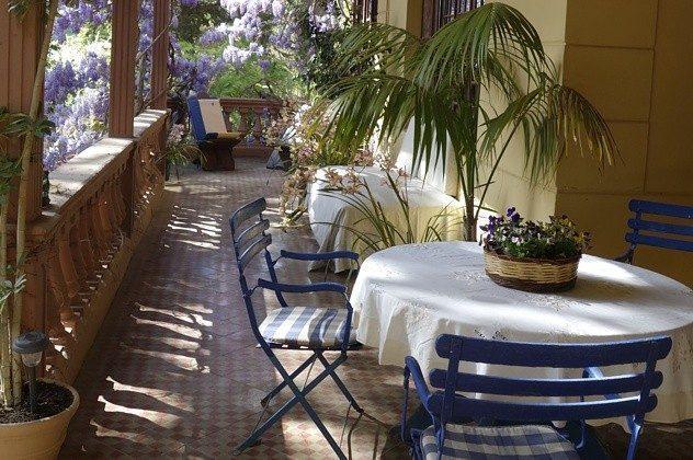 Spanien Kanaren Insel Gran Canaria Ferienwohnung mit Terrasse