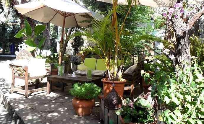 Spanien Kanaren Gran Canaria Landhotel mit Garten und Pool