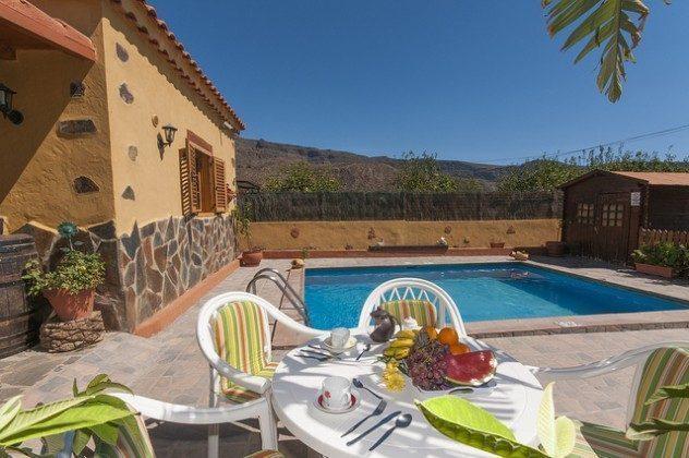 Kanaren Spanien Gran Canaria Landhaus mit privatem Pool