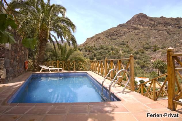 Finca Gran Canaria mit privatem Pool