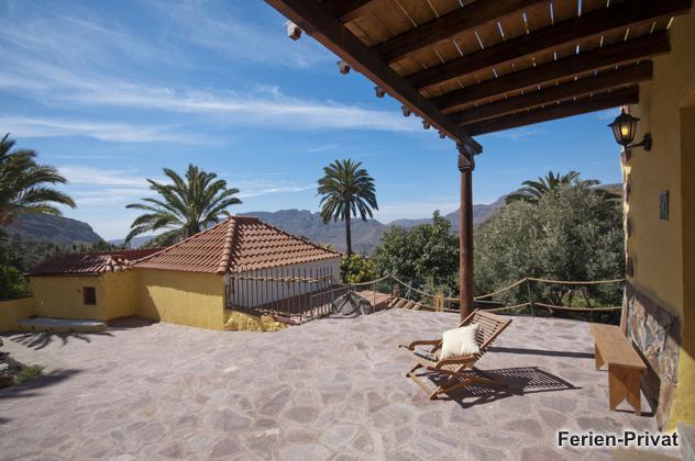 Ferienhaus Gran Canaria mit Terrasse