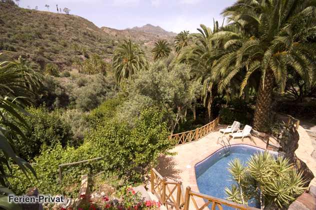 Ferienhaus Gran Canaria mit Kamin