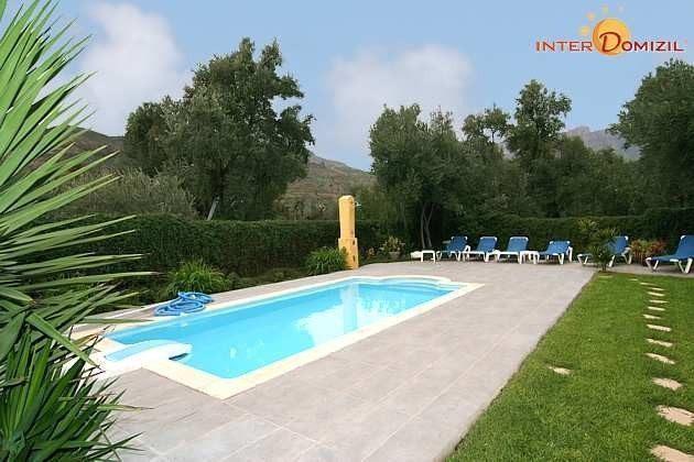 Kanaren Gran Canaria Ferienhäuser mit Pool