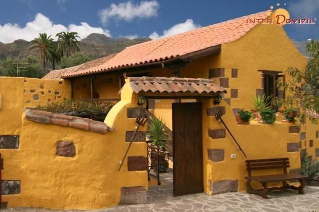 Zwei Ferienhäuser mit Pool auf Gran Canaria