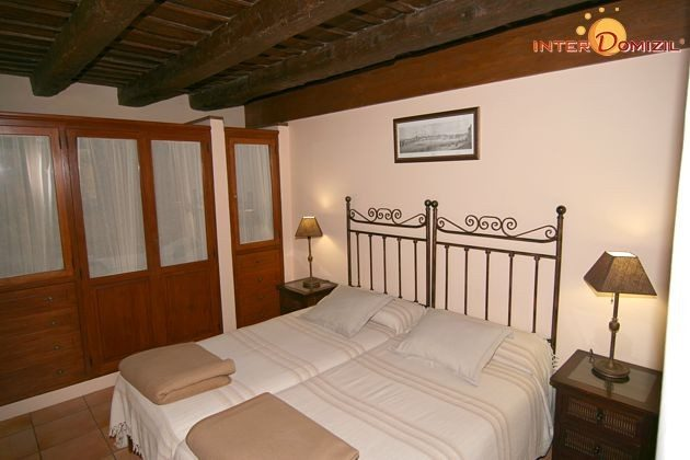 erstes Schlafzimmer Haus 1